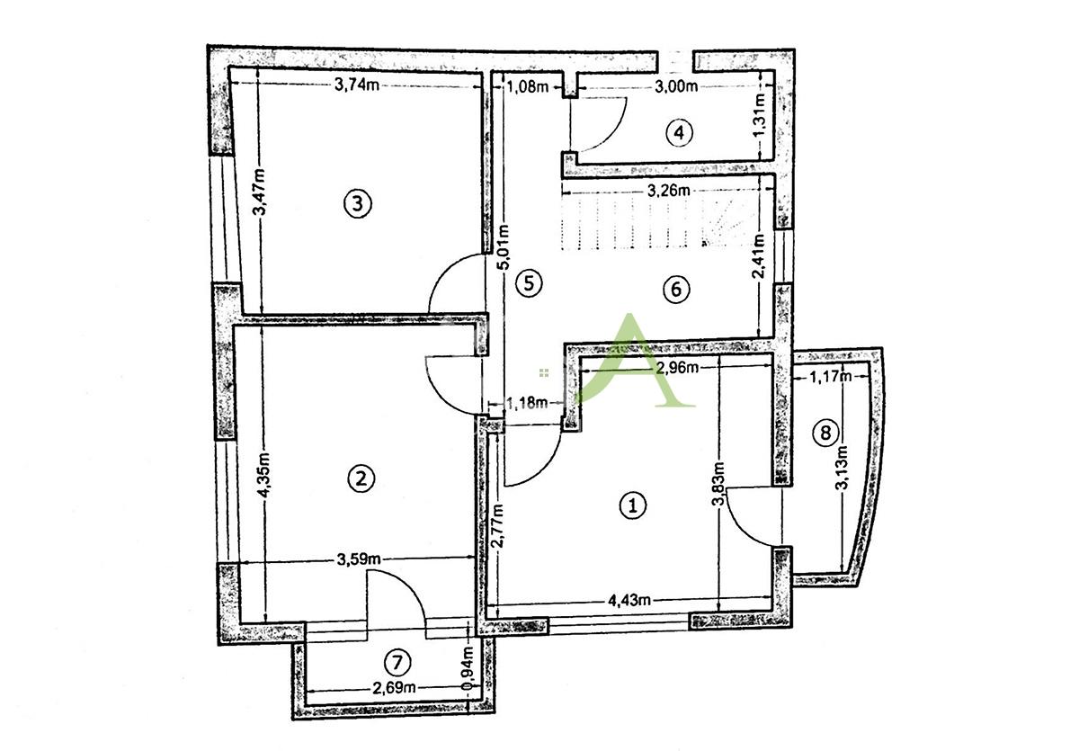 Plan etaj